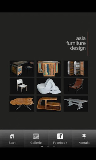 Asia Furniture Design