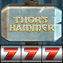 Thor's Hammer HD Slot Machine logo