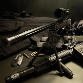War Weapons: Rifles