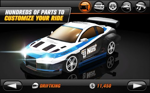 Drift Mania Championship MOD (Unlimited Money) 3
