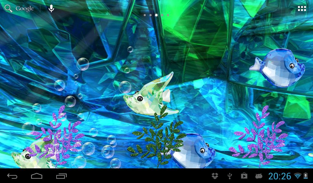 crystal fish aquarium -#main