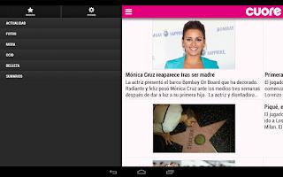 Screenshot of Cuore