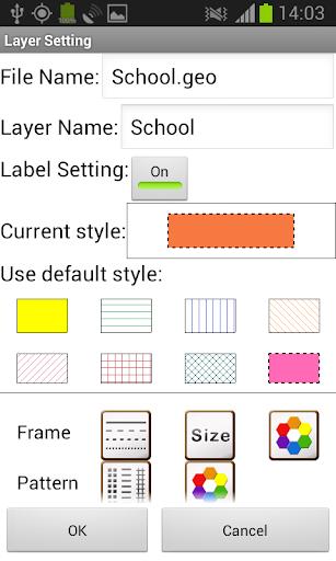 SuperSurv Lite --GIS App  screenshots 4