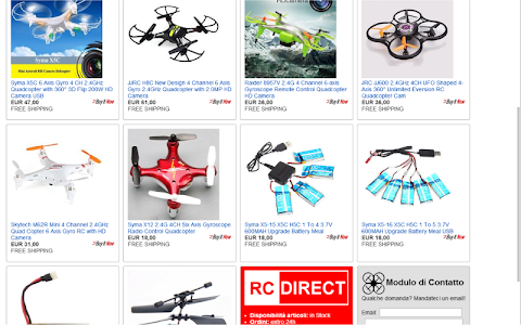 RCDIRECT  RC Quadcopters Guide screenshot 5