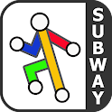 New York Subway by Zuti icon