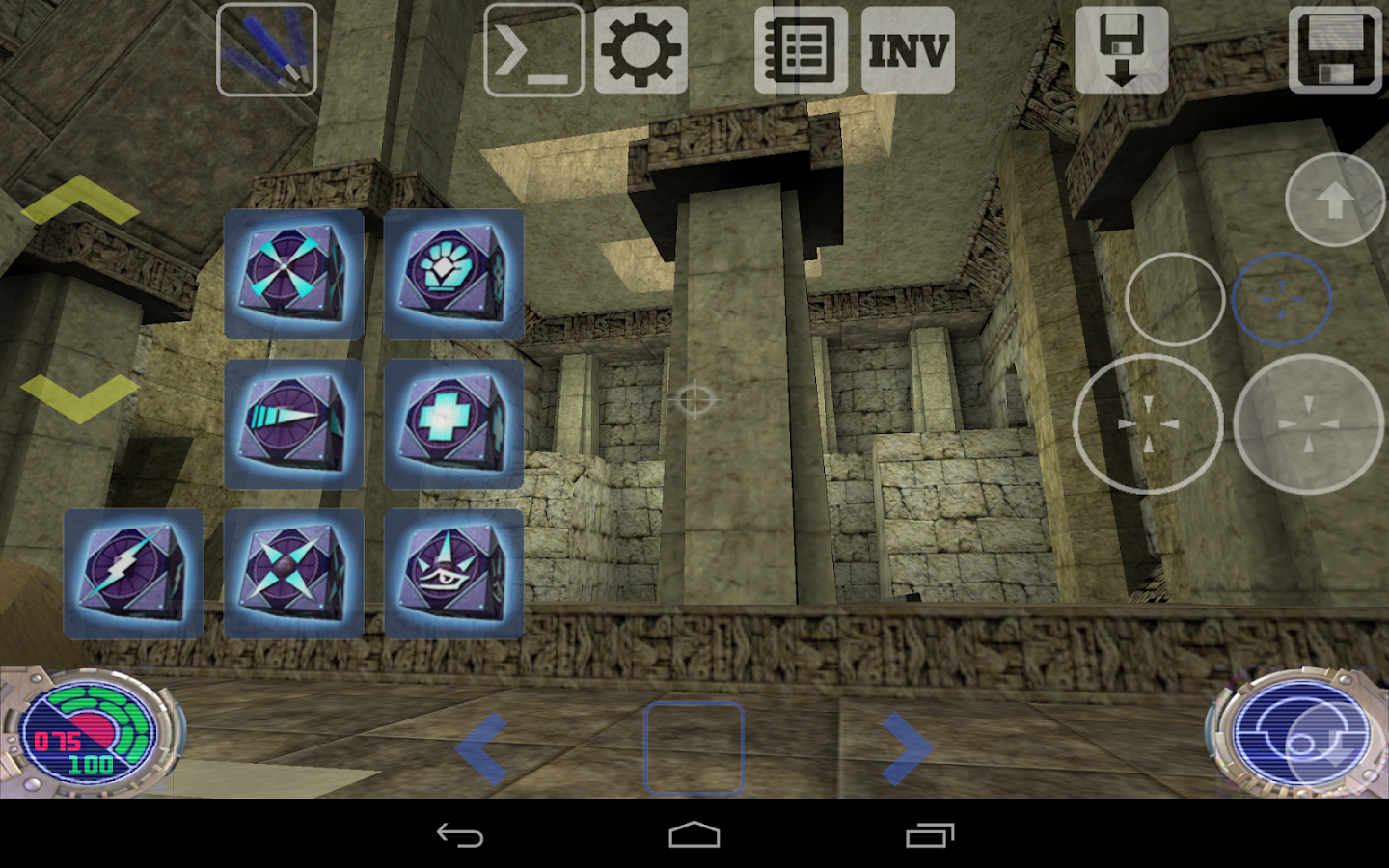 Jedi Knight II Touch - screenshot