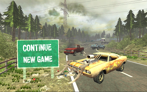 Deadland's Road. 3D Zombie FPS