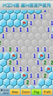 Super MineSweeper- screenshot thumbnail