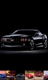 Muscle Cars HD Wallpapers - screenshot thumbnail