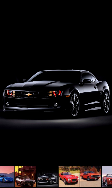 Muscle Cars HD Wallpapers - screenshot