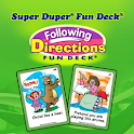 Fun Deck Following Directions logo