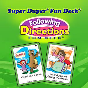 Fun Deck Following Directions