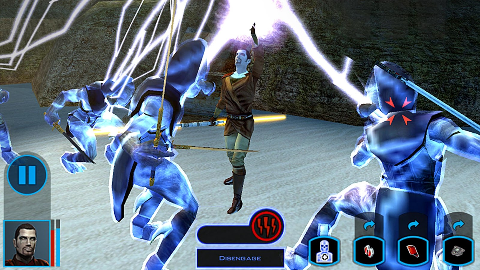 Star Wars: KOTOR Apk Free Download For Android Latest v1.0.6