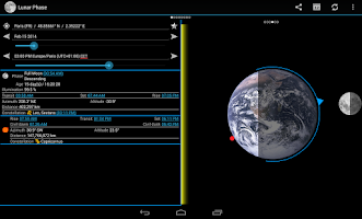 Screenshot of Lunar Phase