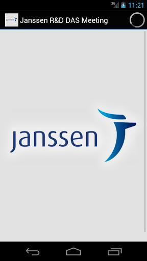 Janssen R D DAS Meeting