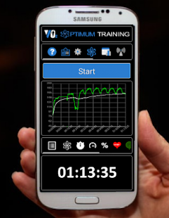 VO2OT Running & Jogging Coach- screenshot thumbnail