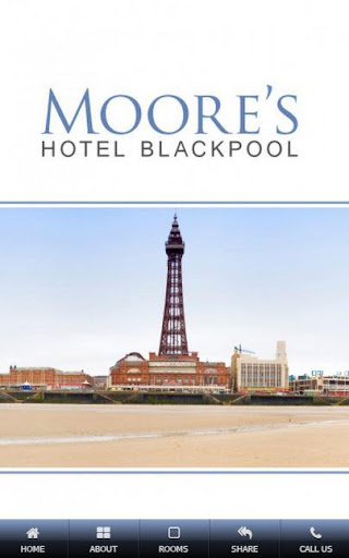 Moores Hotel Blackpool