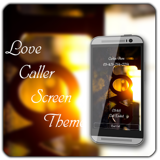Love Caller Screen Theme