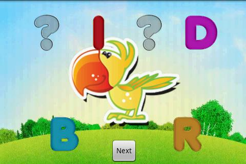 Kids Read ABC- screenshot