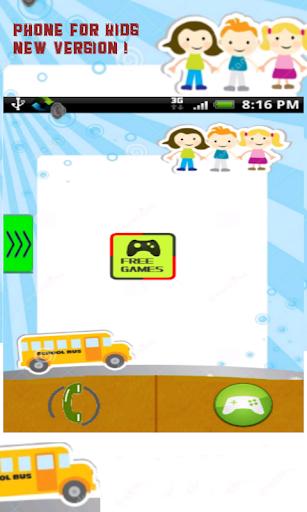 Educational Phone Kids