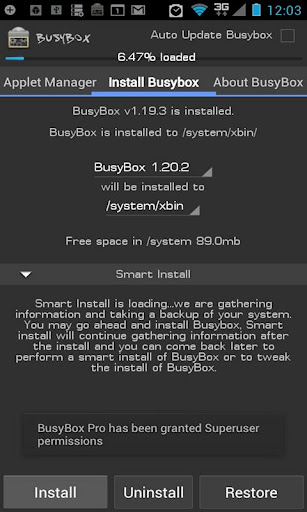 BusyBox Pro  screenshots 5