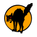 Bad Cat Clock Widget icon