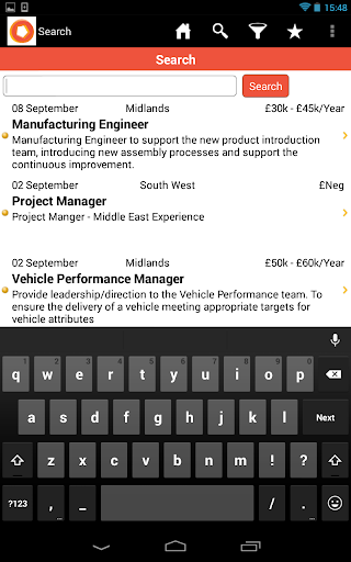 【免費商業App】Carbon60 Engineering Jobs-APP點子