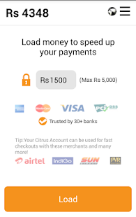 Citrus Cash - screenshot thumbnail