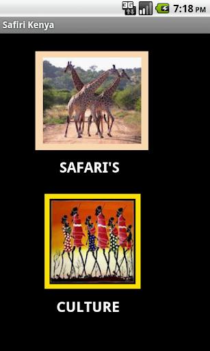 SAFARI'S KENYA