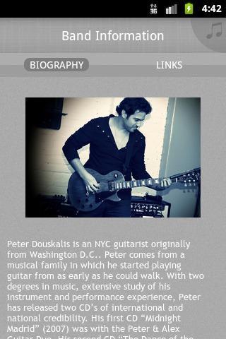 玩音樂App Peter Douskalis免費 APP試玩