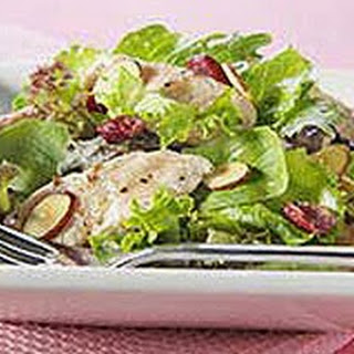 Florentine Salad with Grilled Chicken
