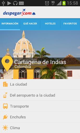 Guía de Cartagena de Indias