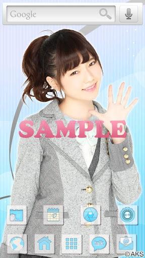 AKB48きせかえ 公式 島崎遥香-Amu-
