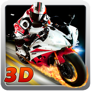 3D Runaway motorcycle for PC and MAC