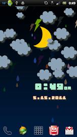 Weather Flow ! Live Wallpaper Screenshot 10
