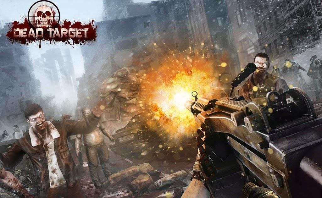 Dead Target: Zombie на андроид взлом (много денег)