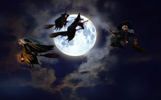 Screenshot of Happy Witches Christmas