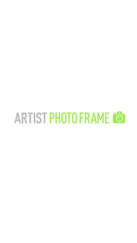 アーティスト・フォトフレーム- screenshot