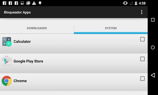 App Lock (Bloqueador Apps) 1.1.2 screenshots 5