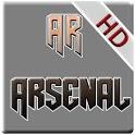 AR Arsenal - FREE FPS Gun App icon