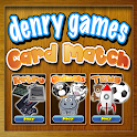 denry games Card Match HD icon