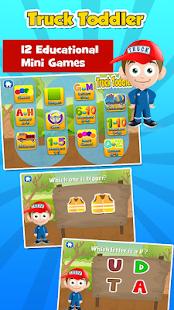 Truck Toddler Kids Games Full