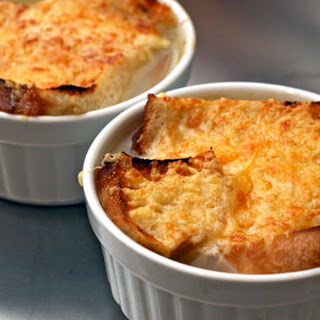 Quick, Light French Onion Soup