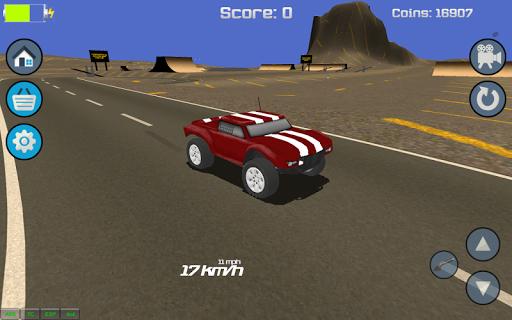 RC Car - Hill Racing Driving Simulator  screenshots 14