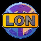 Carte de Londres hors-ligne icon
