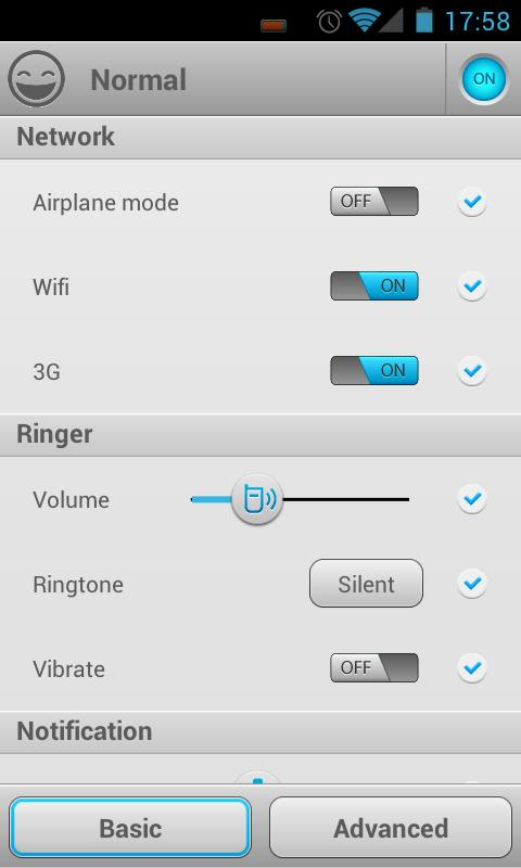 Smart Settings Pro