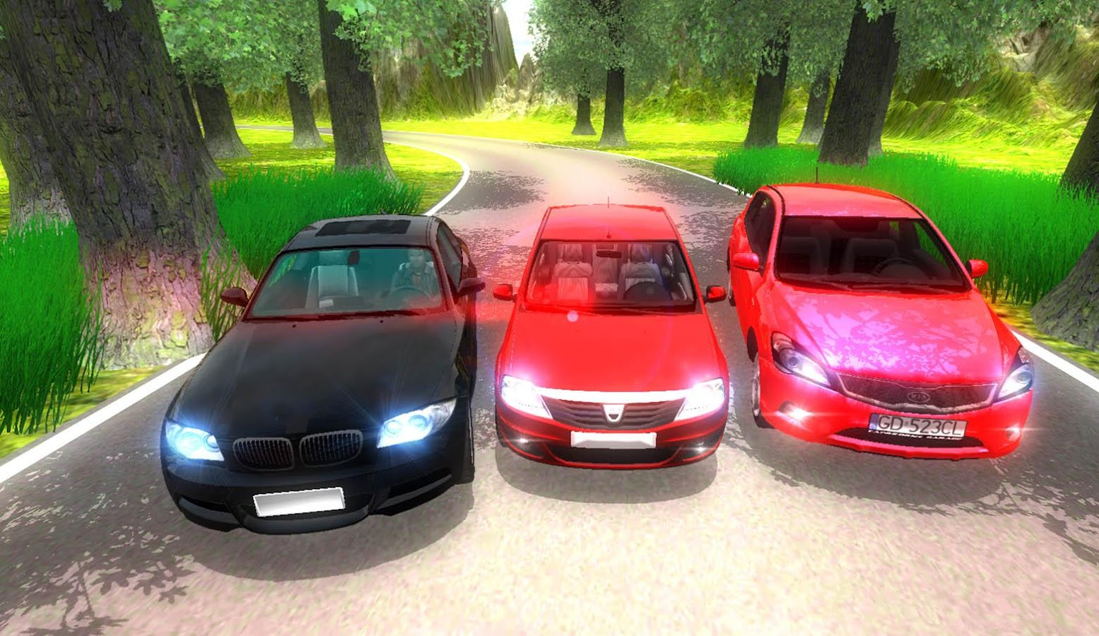 City Cars Racer- screenshot