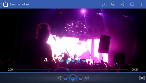 Avia Media Player (Chromecast) Screenshot 29