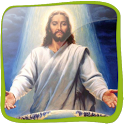 Jesus in 3D icon