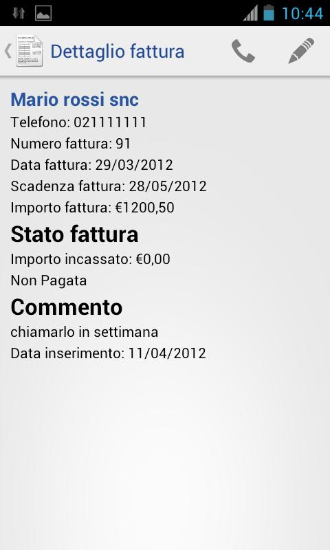 MardomDuff Barcode & NFC- screenshot